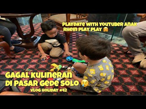 gagal-kulineran-di-pasar-gede-solo-|-playdate-singkat-sama-youtuber-anak-hits-di-solo-#42