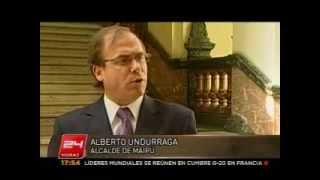 Reportaje sobre el asbesto (Canal 24 Horas)