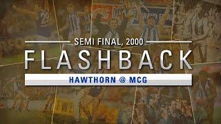 Flashback: 2000 Semi Final - North Melbourne v Hawthorn