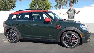 homepage tile video photo for Here's Why the Mini Countryman Is Better Than You Think