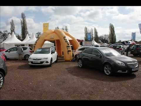 automobil salon 2013 autohaus honrath bad kreuznach - youtube