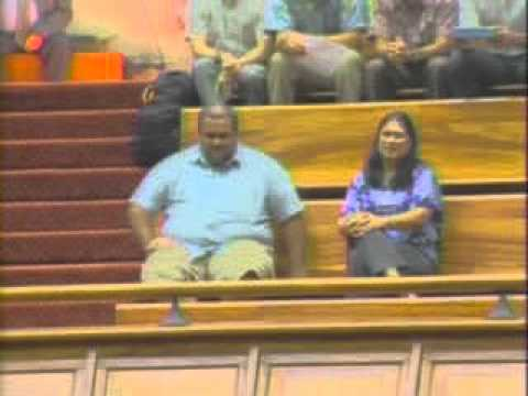Rep. Richard Fale introduces Daniel Kimball Fale to the Hawaii House of  Representatives