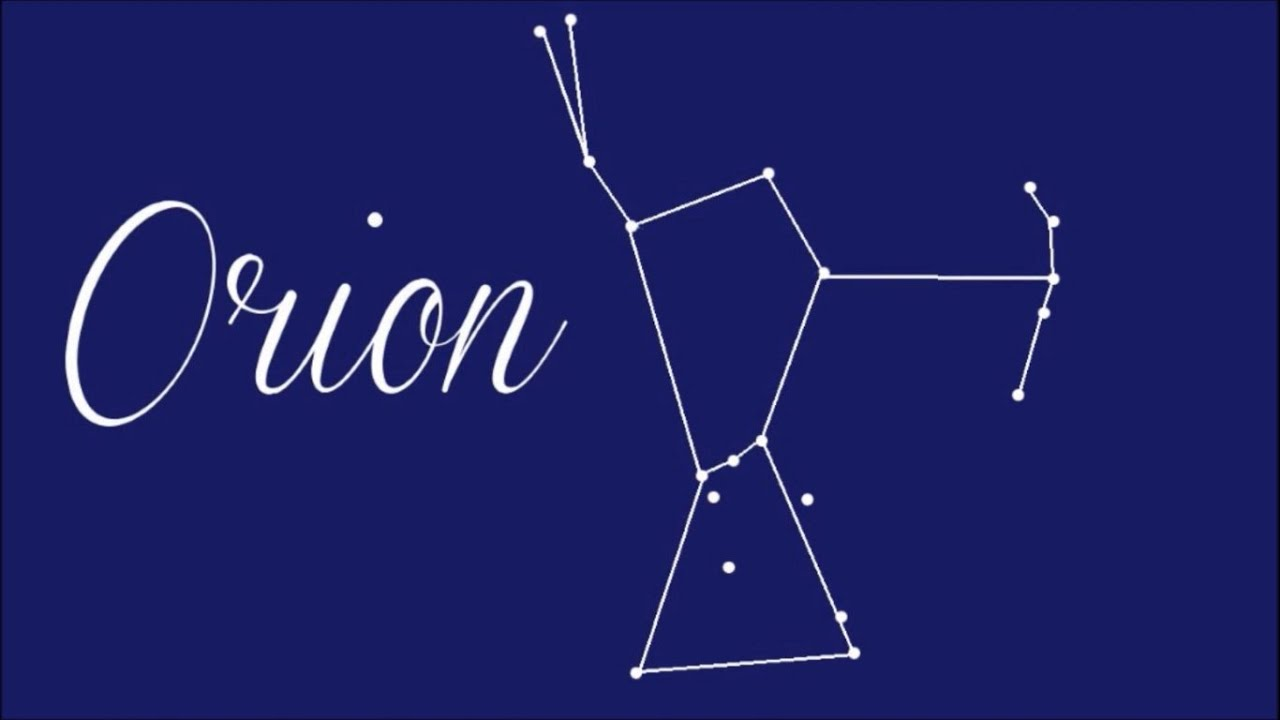 Myth of Orion: Constellation Quest - Astronomy for Kids, FreeSchool