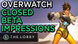 Overwatch Beta Impressions - The Lobby