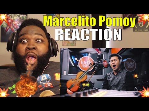 "Marcelito Pomoy sings ""The Prayer"" (Celine Dion/Andrea Bocelli) LIVE on Wish 107.5 Bus Reaction"