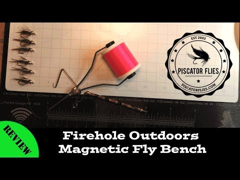 unboxing-the-firehole-outdoors-magnetic-fly-bench-first-impressions---review-pf
