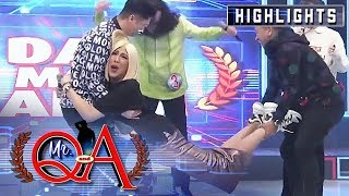 Vhong and Jhong carry Vice | It's Showtime Mr Q and A