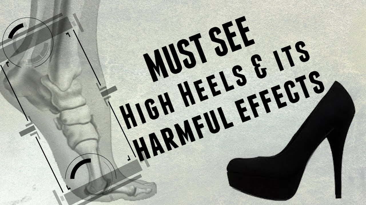 how high heels affect the body This is what wearing heels all day does to your body ouch wearing high heels effects your centre of mass, which is basically the balance point in the body, netto said everyone has a balance point in their body.