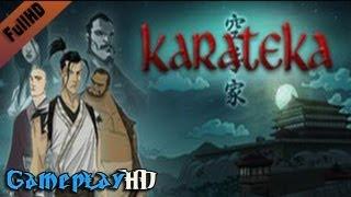 Karateka Gameplay (PC HD)