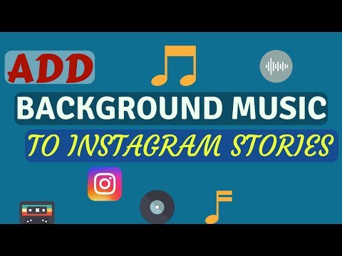 How to Add Background Music to Instagram Stories