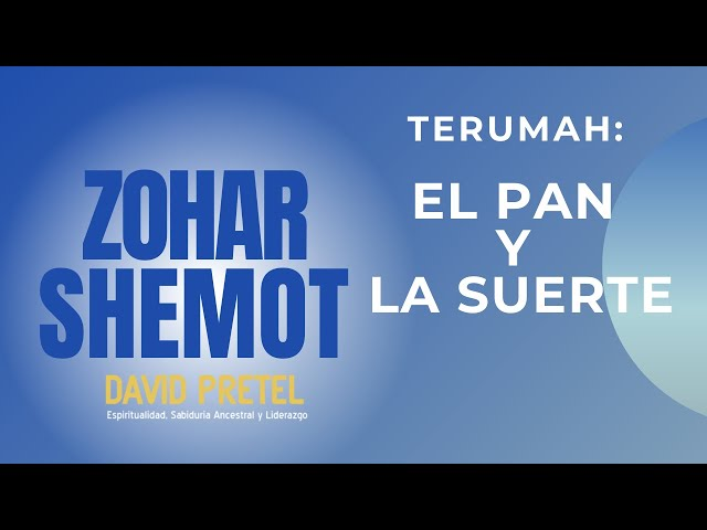 TERUMA: EL PAN Y LA MAZAL