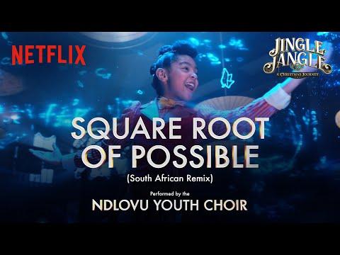 Ndlovu Youth Choir | Jingle Jangle | Square Root of Possible