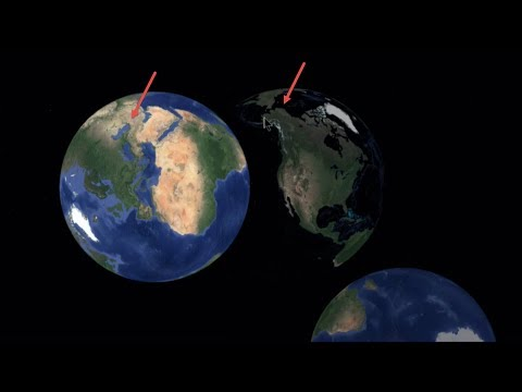 Amazing findings of the creation of our Planet Earth