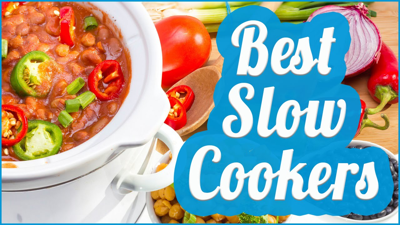 Best Slow Cooker To Buy In 2017 - YouTube