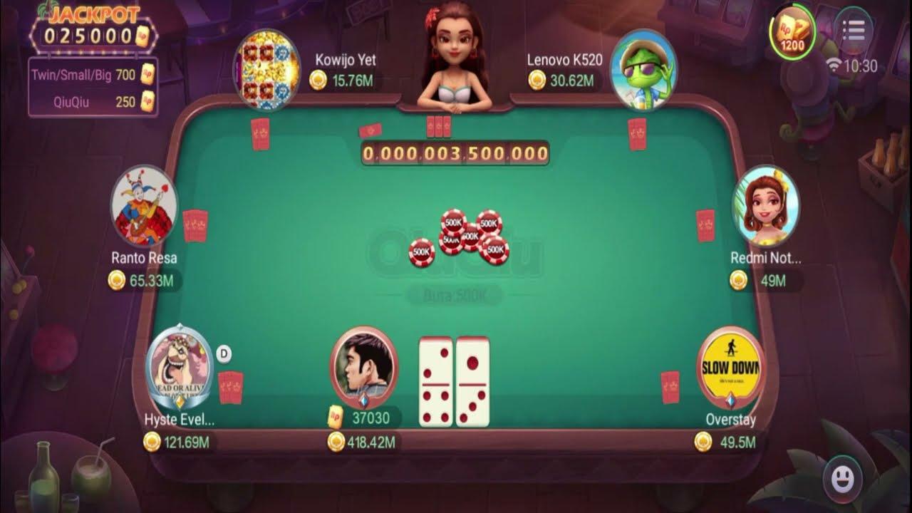 Trik Cara Bermain Qiu Qiu Dengan Target Six Devil Sampai Mendapatkan Jackpot 25000 Rupiah Youtube