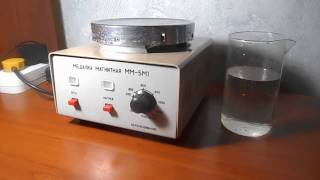 видео Мешалка магнитная ММ-01