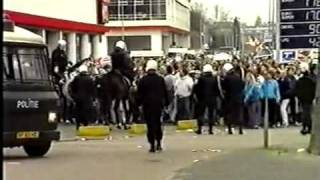 SCF Feyenoord Rotterdam Hooligans Part 1