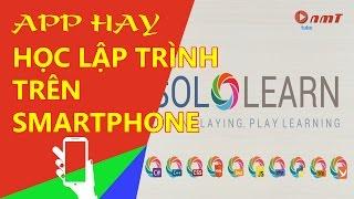 Học Lập Trình Trên Smartphone với SoloLearn