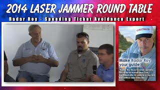 laser jammer review round table 2014