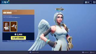 "Fortnite 'NEW' ANGEL ""Ark"" Skin! (Magasin d'objets - 11/01/2019)"