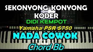 Download Didi Kempot - Sekonyong-konyong Koder (KARAOKE) By. Saka