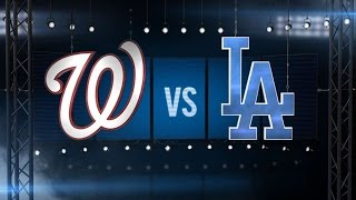 10/11/16: Dodgers force Game 5 with dramatic 6-5 win