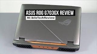 Asus ROG G703GX Review - Core i9 and NVIDIA RTX 2080 Gaming Laptop