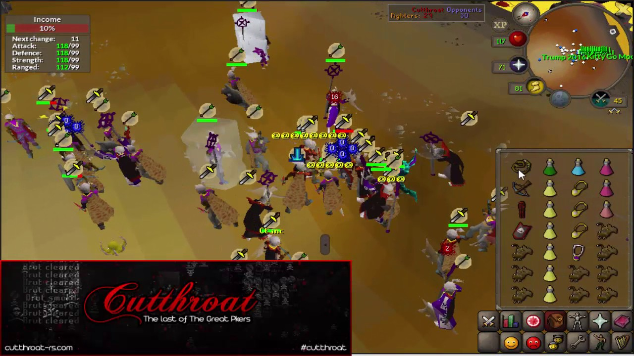 Deadman] Cutthroat Smokes SV on DMM (Day 4) (Again) (Leader