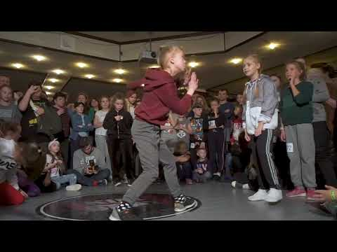 КАСАТКИНА ДАША VS БОБКОВА ЛИЗА | 1/8 HIP HOP KIDS BEGINNERS | KILL THE BEAT 7