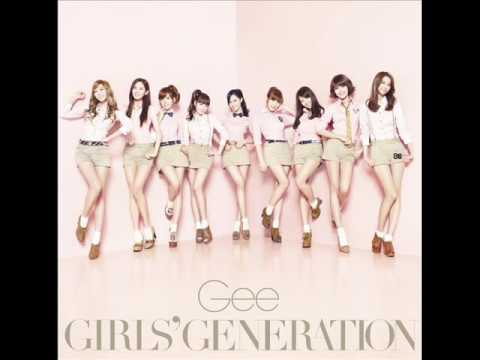 Girls' Generation - Gee (Japanese Version) (Audio)