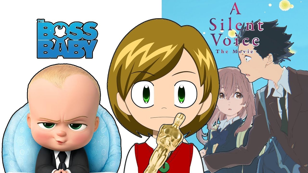 The Oscars Snubs Anime For Boss Baby Youtube