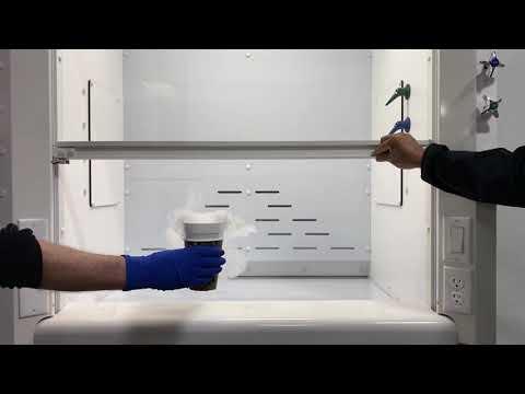 Laboratory Fume Hood   High Performance