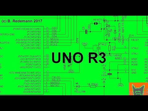 arduino uno r3 stromlaufplan pcb analyse erkl rung. Black Bedroom Furniture Sets. Home Design Ideas