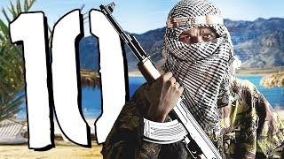 10 ataków TERRORYSTÓW na TURYSTÓW [TOPOWA DYCHA]