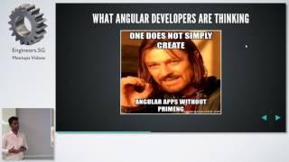 PrimeNG - Angular 2 UI component library - SingaporeJS