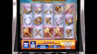 WMS Slot Release - Golden Hammer