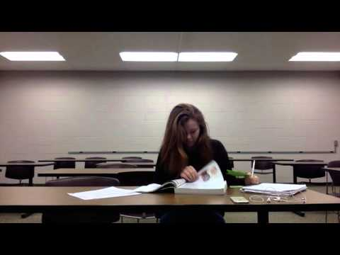 The Troubles of Music & Studying:                   An Etown Psych Special!