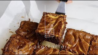 Peanut Butter Swirled Brownies | The Bake Better Subscription February 2019