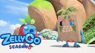 ZELLYGO season 3 Episode | Jojo's Deal | -  kids/cartoon/funny/cute