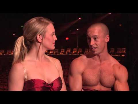 Le Reve, The Dream at Wynn Las Vegas and the magic they create