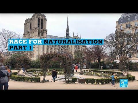 فرانس 24:Brexit: The race for naturalisation (Part 1)