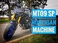 2018 Yamaha MT-09 SP Review
