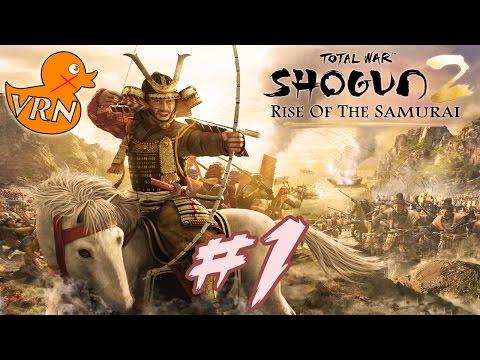 กำเนิดมหาสงครามซามูไร!? ๑  Total War : Shogun 2 Rise of The Samurai