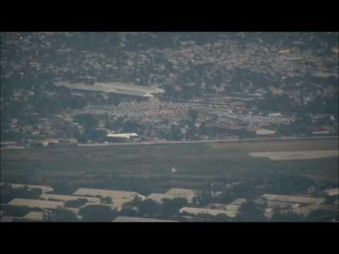 A320 Air France landing Port-au-Prince visa lookout