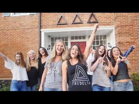 Trending Houses : Tri Delta - University Of Maryland