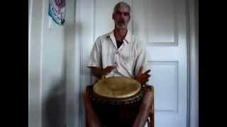 Djembe Primer - Beginner lessons and tips(For more djembe tips and notation, go to http://djemberhythms.com How to Play the West African Djembe, a beginner's primer. A series of 6 lessons with ..., 2013-02-17T04:02:04.000Z)