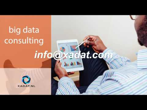 Big Data & Business Intelligence Consultancy Amsterdam