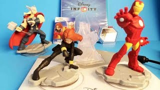Disney Infinity 2.0 Starter Pack Unboxing and Review for Wii U