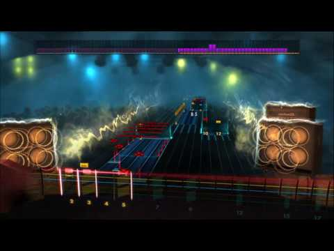 Five Finger death Punch - Lift me up - Rocksmith 2014 remastered CDLC (lead)