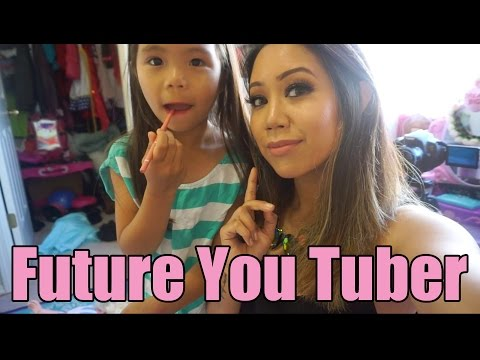Future You Tuber! - Tin's Vloggin | Vlog 136